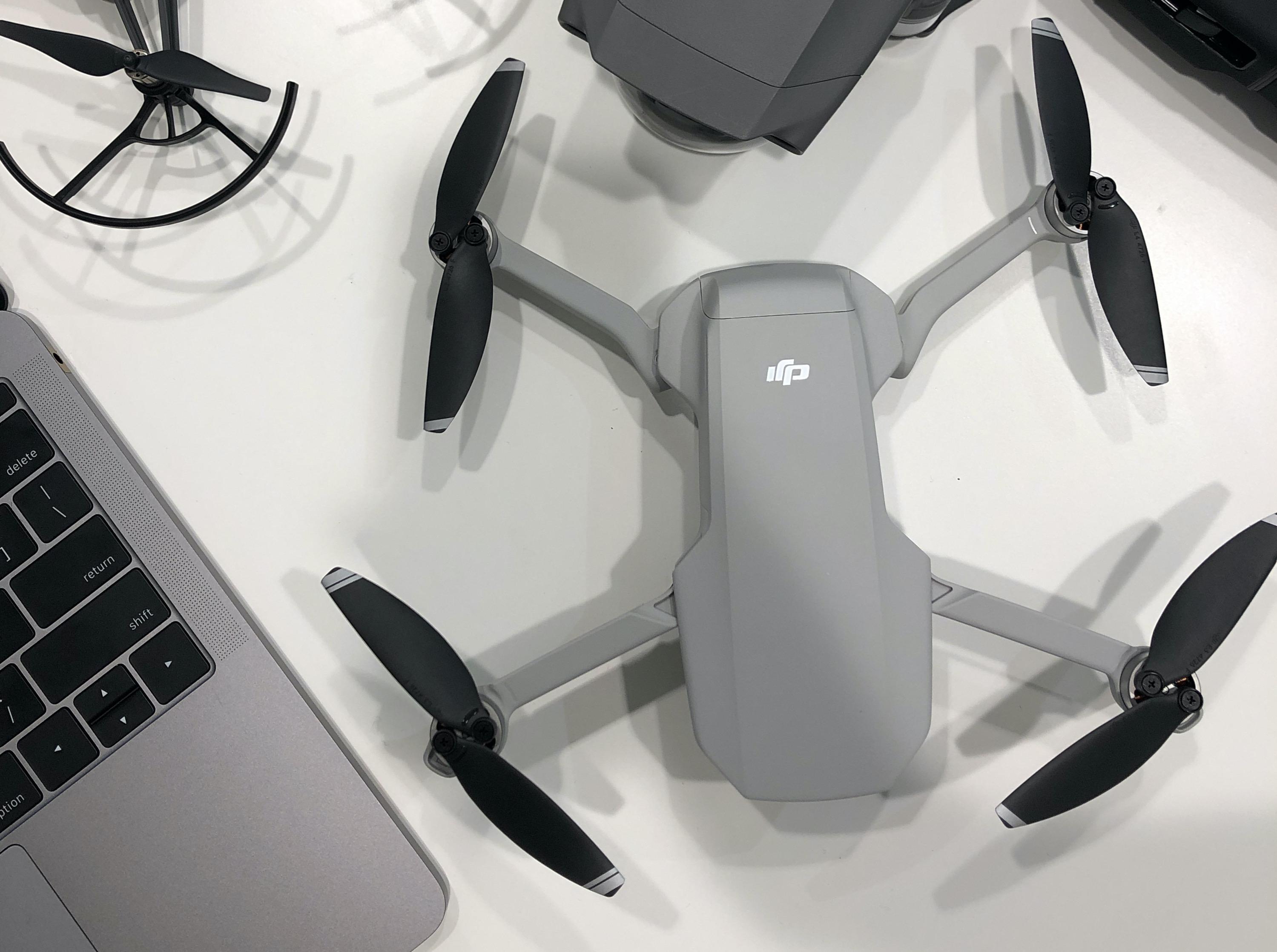 Dji Mavic Mini What Can You Do With A 249g Drone Drone News Coastal Drone